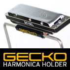 SEYDEL GECKO - the harmonica holder