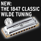 1847 CLASSIC Will Wilde Tuning