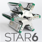 New: the CONCERTO STEEL STAR 6