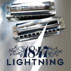 Top model: the 1847 LIGHTNING