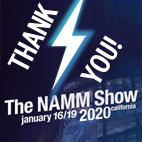 NAMM 2020 Pickings