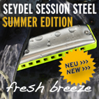 Ab sofort: SESSION STEEL Summer Edition