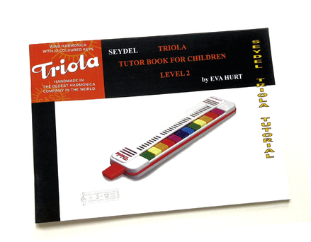 Triola ENGLISH tutor book Level 2