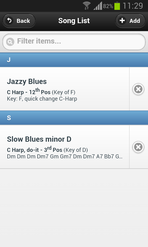 how to use song key finder