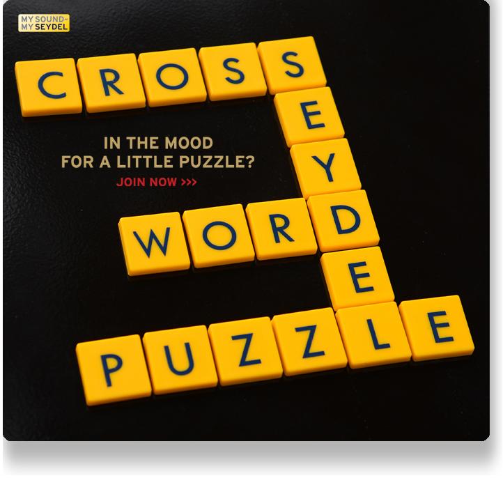 kreuzwort puzzle
